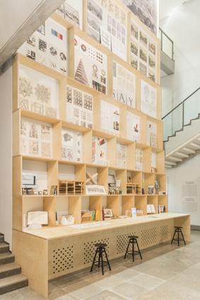 La mostra Inner Space (foto Fabio Cunha)