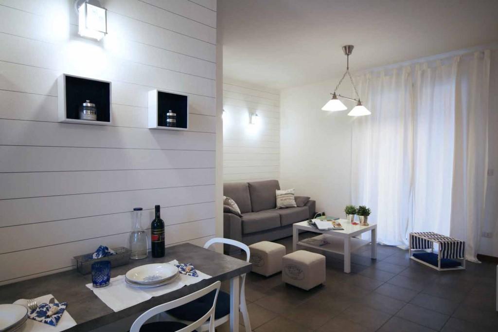 Arredamento Soggiorno Casa Al Mare : La casa profuma di mare il progetto in una stanza blog casa&design