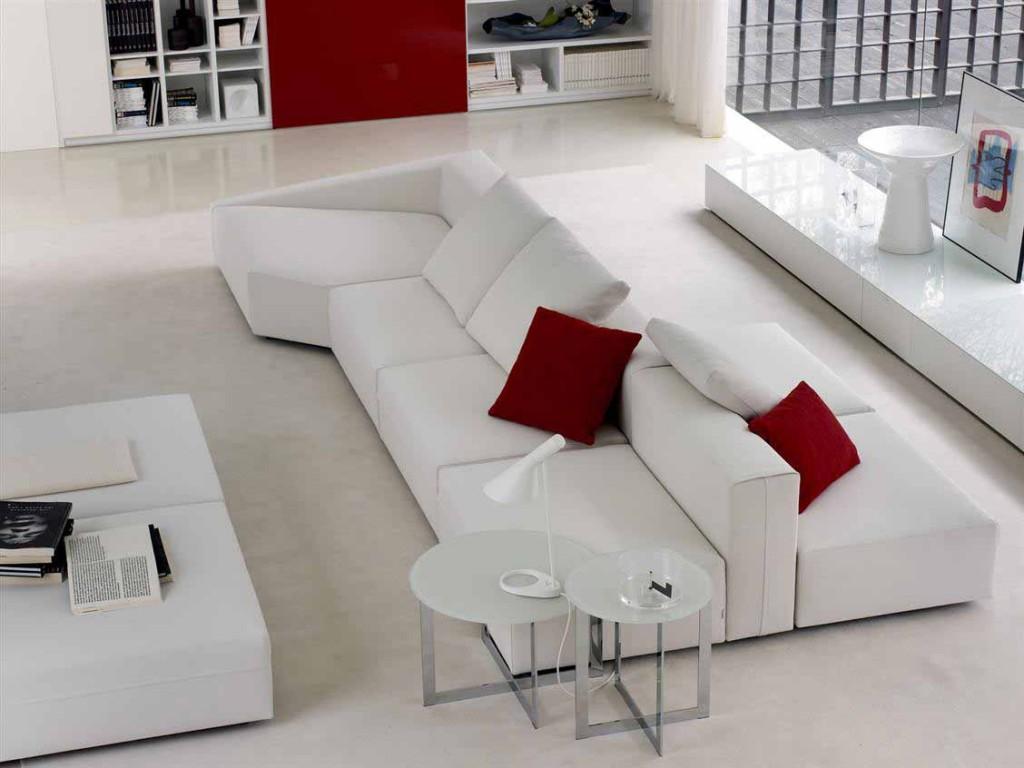 il protagonista è il divano - il progetto in una stanza - blog ... - Divano Davanti Finestra