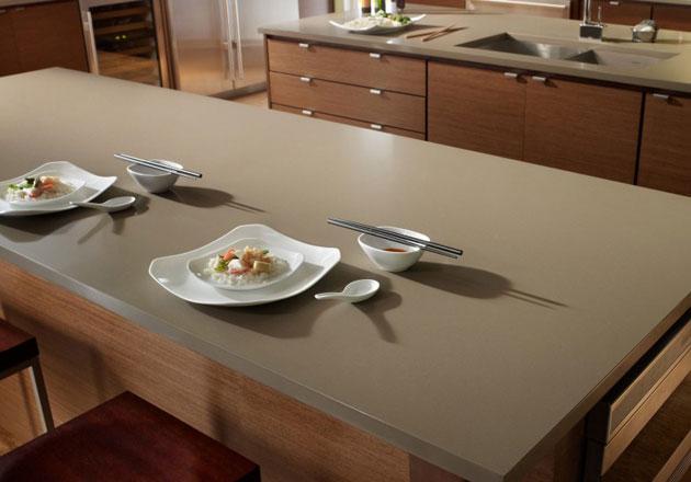 Piani Cucina E Accessori In Corian : Il top cucina per un grande chef ...