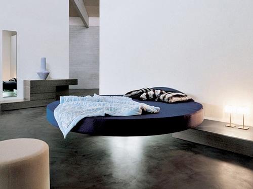 Il letto che fluttua - Il progetto in una stanza - Blog - Casa&Design