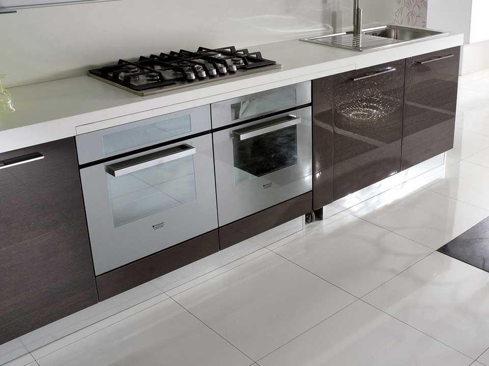 tavolo sottopiano per la mini cucina il progetto in una