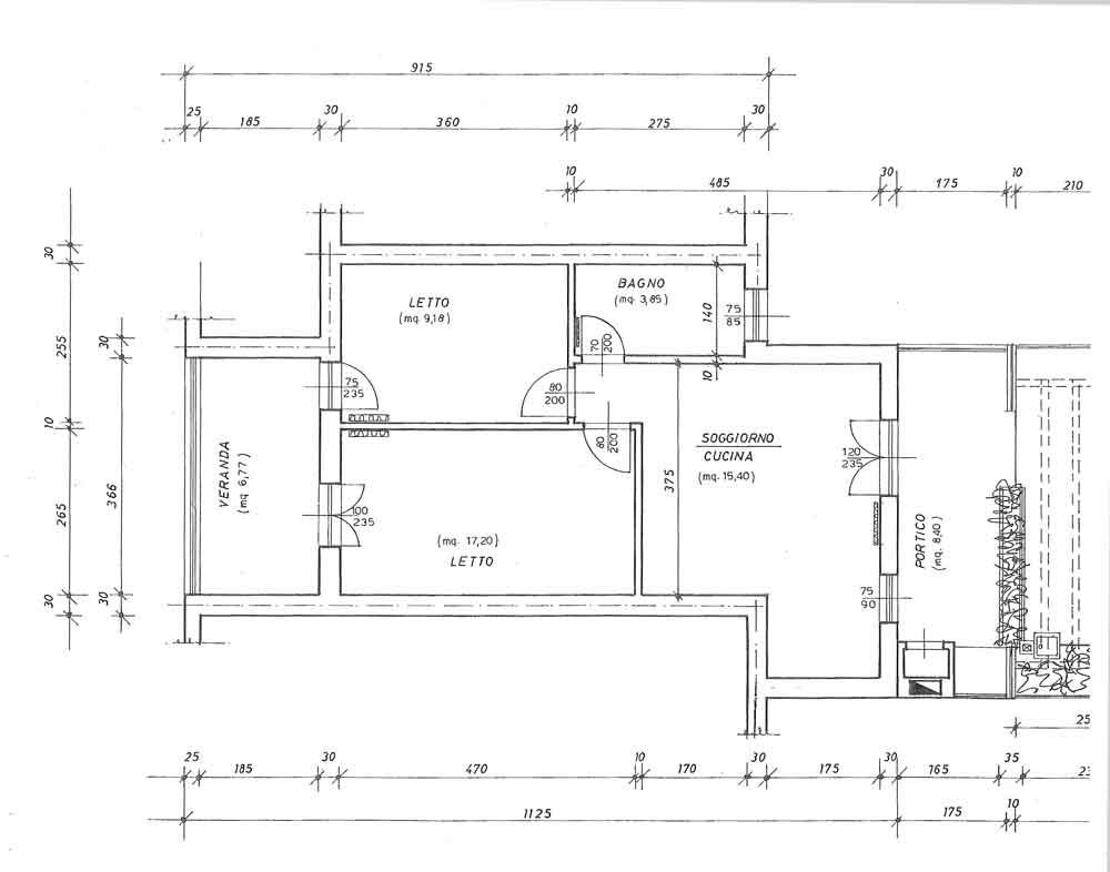 Piccolo soggiorno il progetto in una stanza blog for Il mio progetto di casa