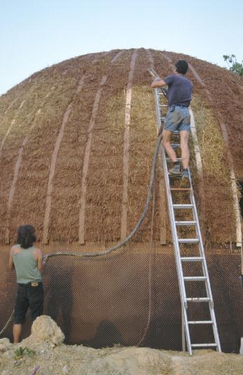La paglia e la trave l 39 architetto nella foresta blog for Piani di casa di balle di paglia