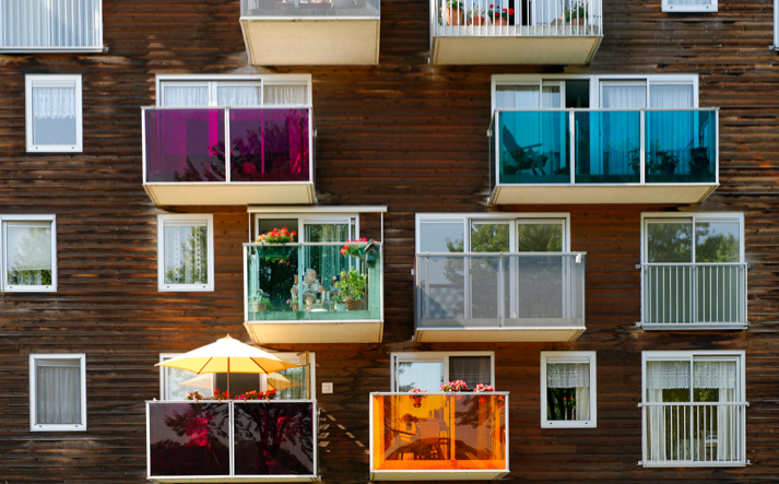 Appartamenti Amsterdam  Persone