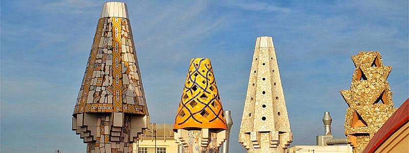 Gaud maestro della nuova architettura l 39 architetto for Antoni gaudi opere