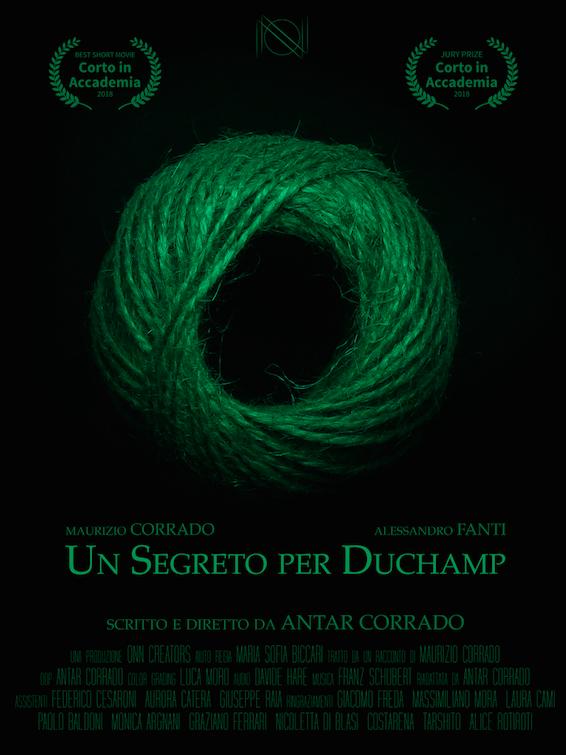 ANTAR_CORRADO_UN_SEGRETO_PER_DUCHAMP