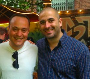 Paolo Fumo e Andrea Terrano, triestini di successo a Londra