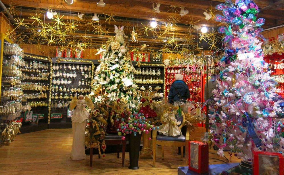 Natale all 39 estero dolci negozi regali e curiosit from - Decorazioni natalizie per dolci ...