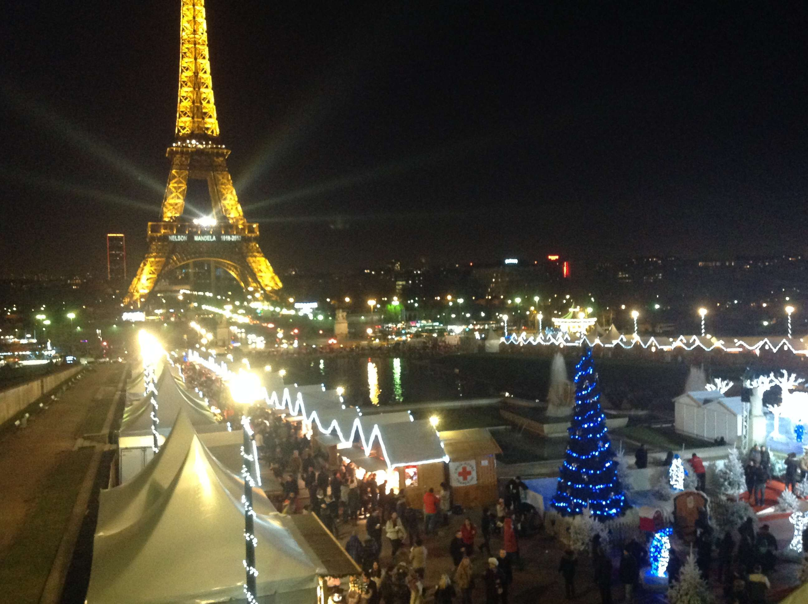 Natale all'estero. Parigi all'insegna di shopping, luminarie e angoli suggestivi - triestini nel ...