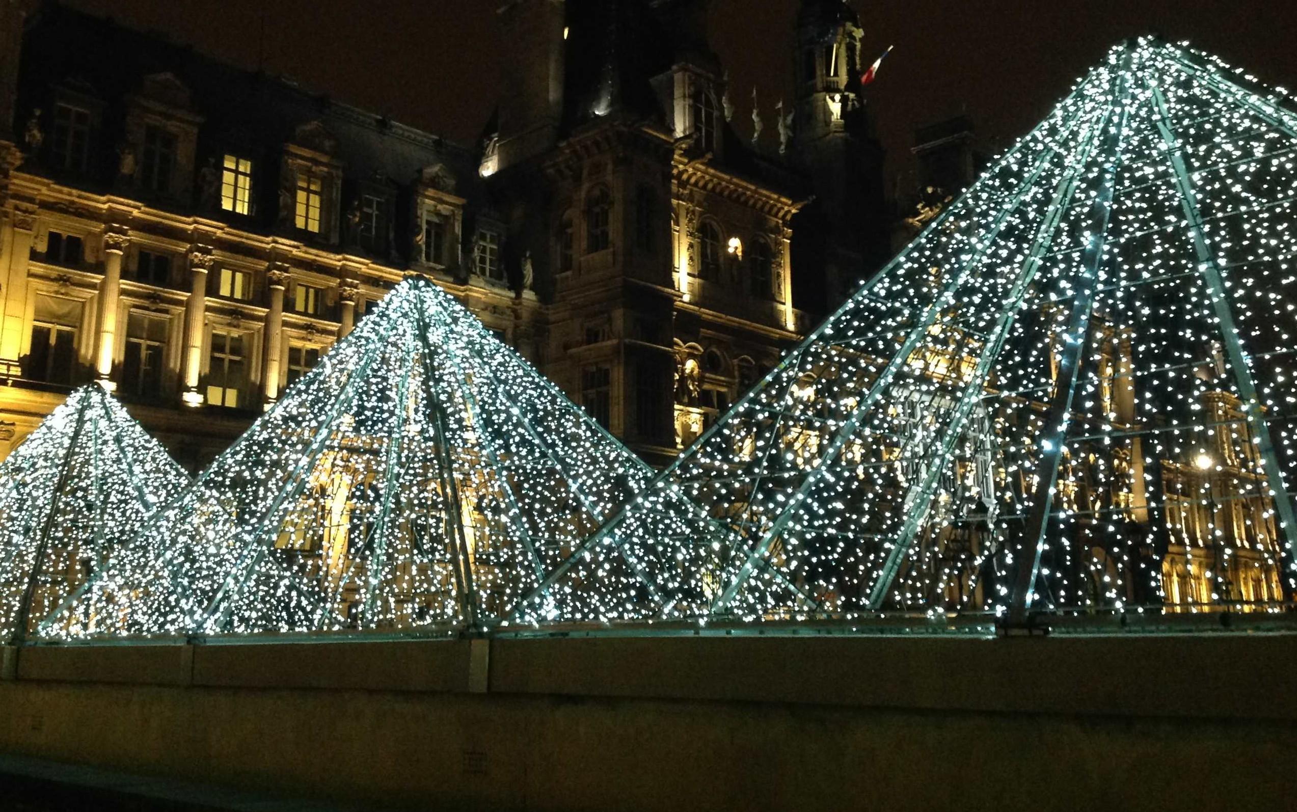 Quando Mettono Le Luci Di Natale A Parigi.Triestini Nel Mondo Blog Finegil