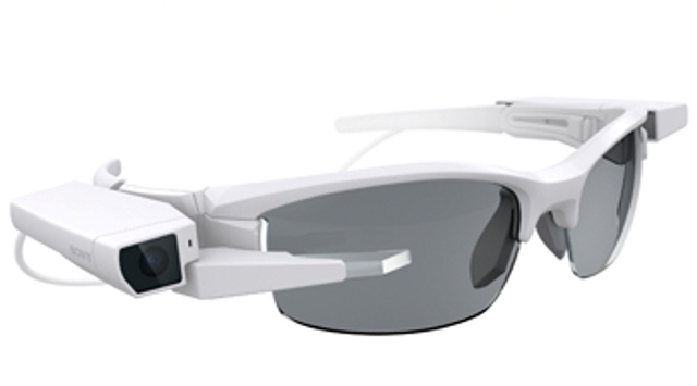 Smarteyeglass-Attach sony