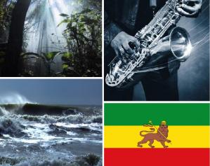 giungla, sassofoni, mare ed Etiopia