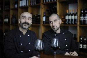Tans e Luca Donvito