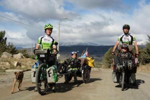 appena usciti da Cochrane, Carretera Austral (Cile)