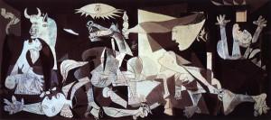 Pablo Picasso -Guernica