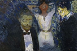 Edvard-Munch-Jealousy