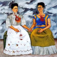 Frida Khalo - Le due Frida