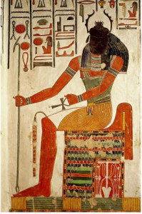 Khepri - Tomba di Nefertari -