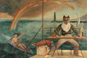 Balthus - Il gatto del Mediterraneo