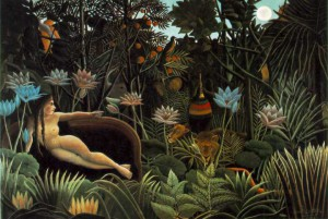Rousseau Hanri - Il sogno