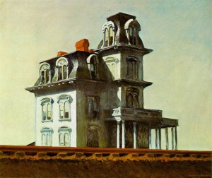 Hopper Edward - House of railroad