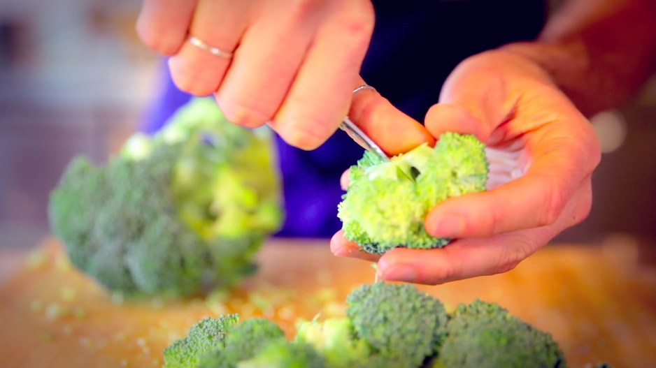 fiorellini di broccolo