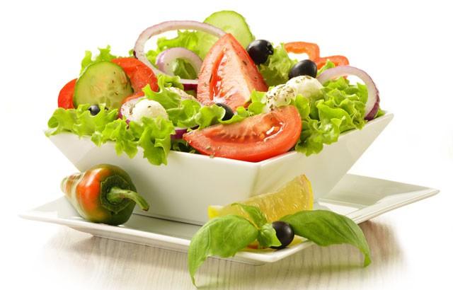 insalate a base d'acqua