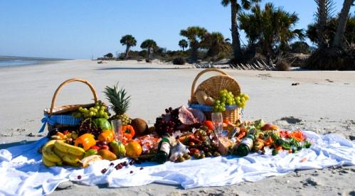 pranzo-cibo-spiaggia-mare