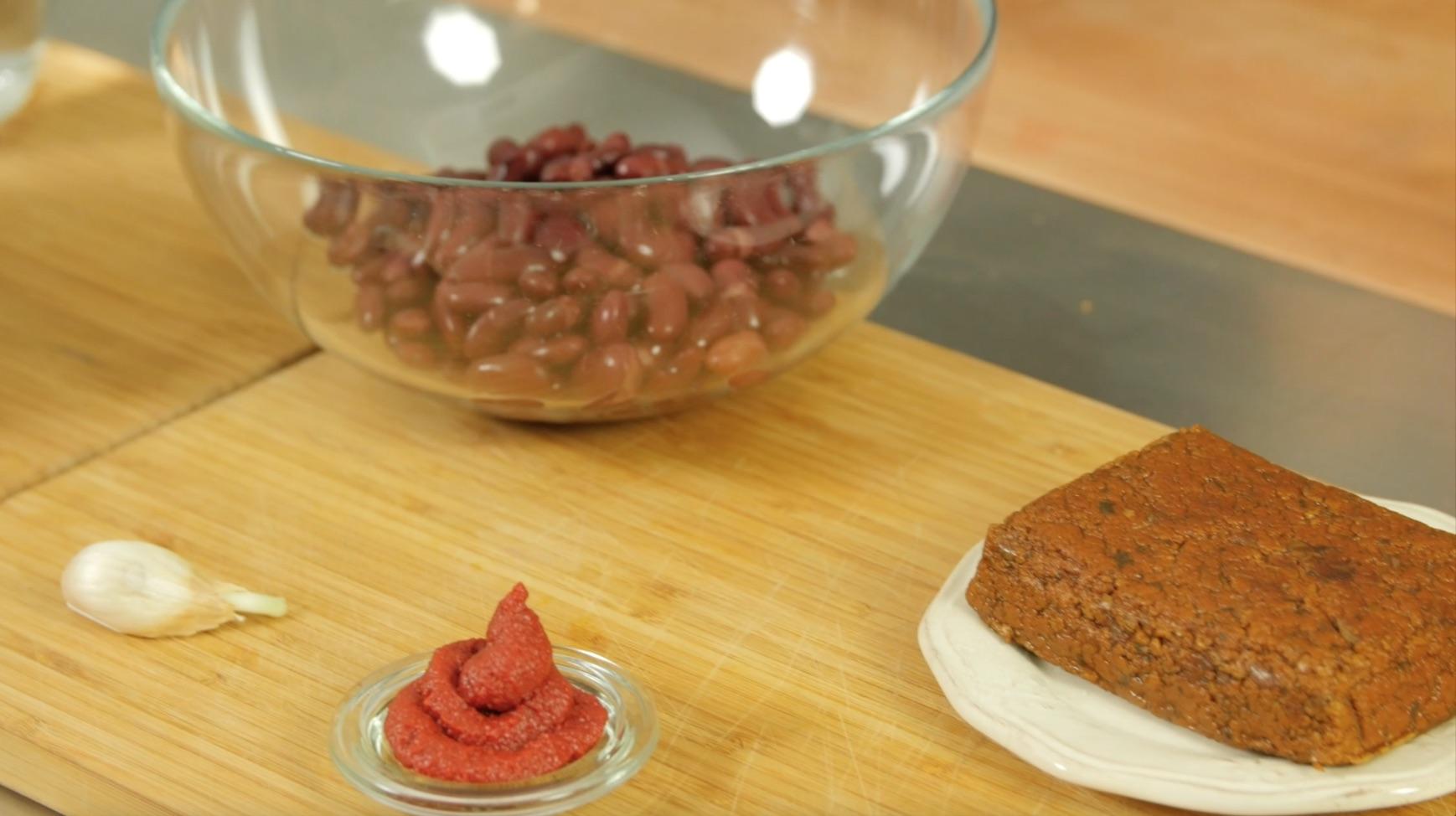 Favorito La video ricetta: Polenta integrale con spezzatino di fagioli e  NV56