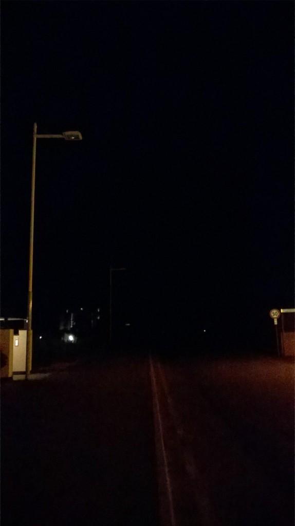 Foto lampioni bruciati 3