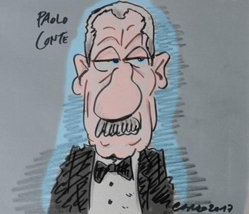 Paolo Conte colori