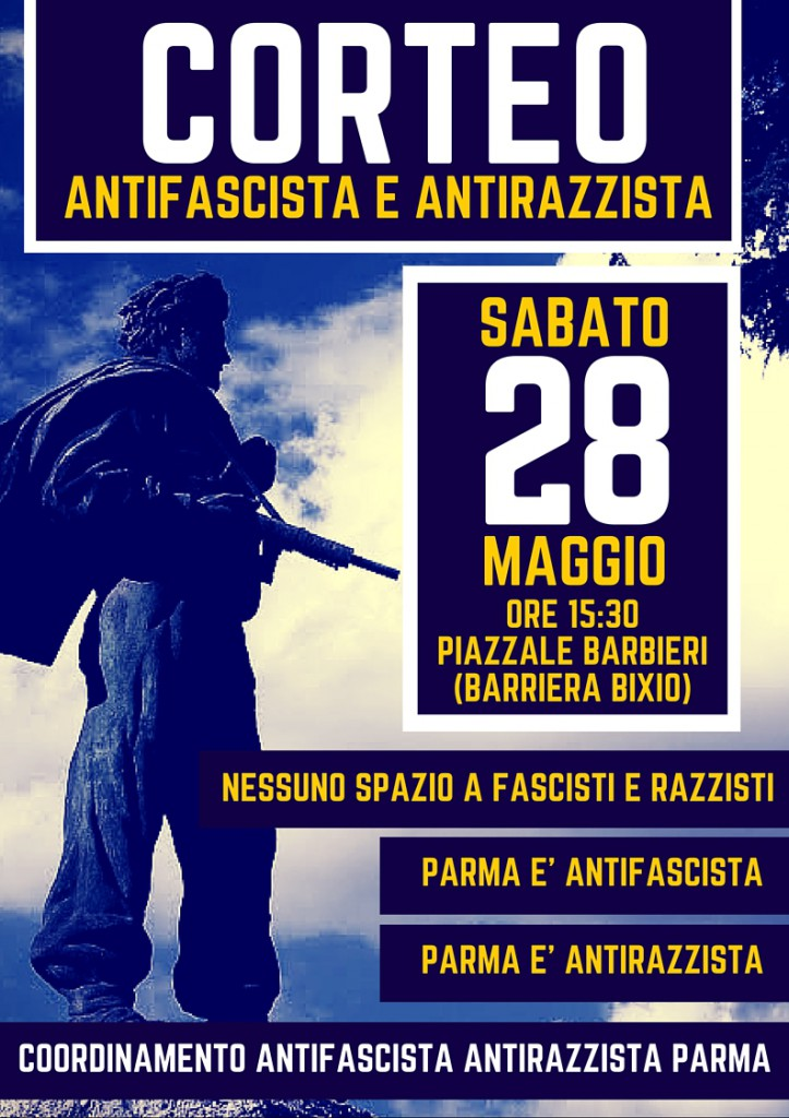 ieri partigiani, oggi antifascisti