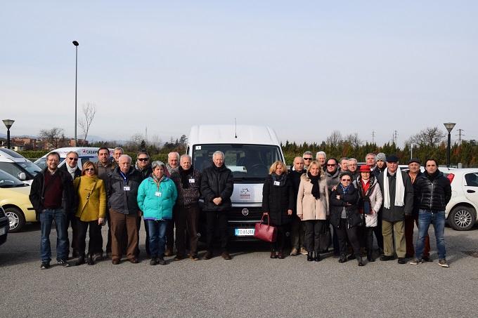 Taxi sociale 2017 Volontari