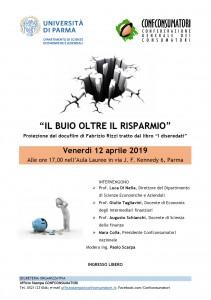 Parma - docufilm risparmio tradito- 12_4_19