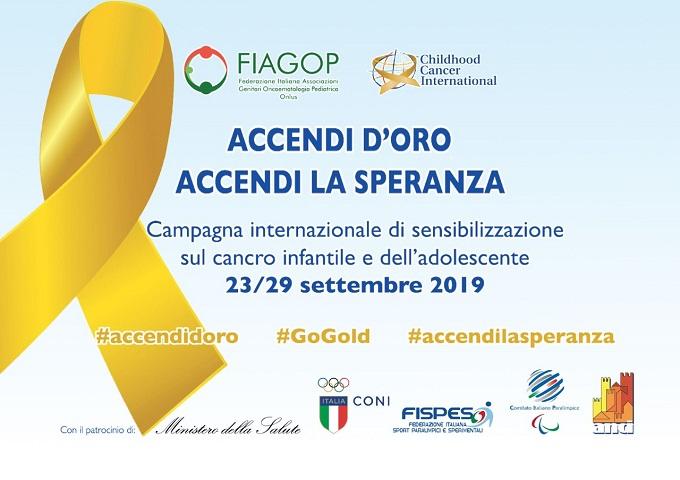 thumbnail_Campagna Monidiale Contro Cancro Infantile a Parma con Noi per Loro onlu...