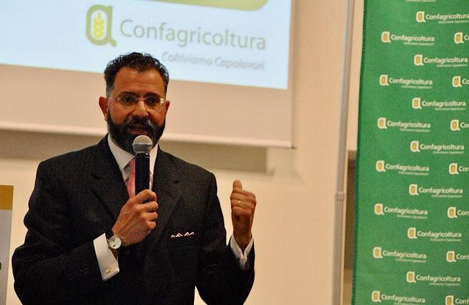 001 CONFAGRICOLTURA PARMA Marini confermato presidente di Confagricoltura Parma