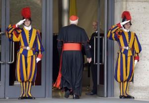 Pope Cardinals Ouellet