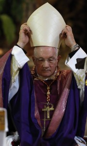 Il cardinale Marc Ouellet