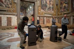 VATICAN-POPE-CARDINALS-MEETING