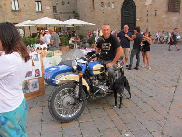 Paolo e Smilla a Volterra