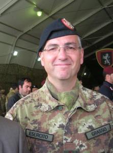 Colonnello Vincenzo Grasso