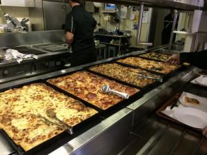 Giorno 31 - pizza