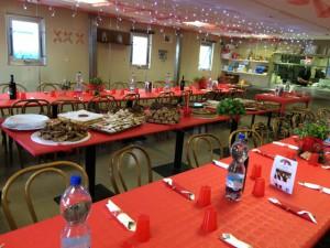 Giorno 50 - tavola di Natale