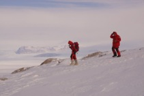 Passeggiata Antartica