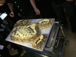 Giorno 60 - la torta per festeggiare il cuoco