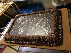 Giorno 80 - torta