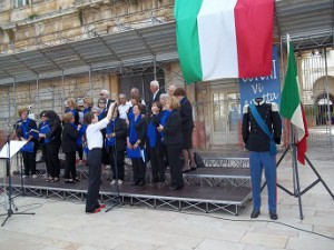 Ostuni - coro Antonio Legrottaglie