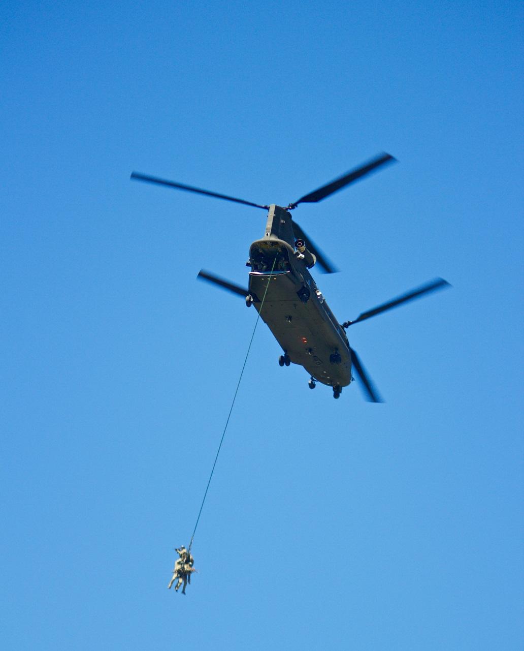 Elicottero Bipala : Comalp alpini sempre più speciali con l esercitazione quot