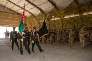Bandiera di Guerra del 207 Corpo Armata Afghano